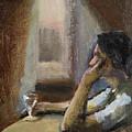 Contemplation by Craig Newland