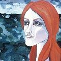 Contemplation Of Serenity by Pamela Maloney