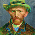 Contemporary 2 Van Gogh by David Bridburg