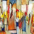 Contemporary Art Eight by Lynne Taetzsch