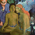 Contes Barbares by Paul Gauguin