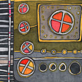 Control Panel  by Sandra Church
