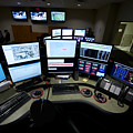 Control Room Center For Emergency by Terry Moore