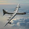 Convair Rb-36f Peacemaker by Erik Simonsen