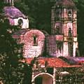 Convent Cezzanne Style by Agustin Uzarraga