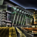 Convention Center Station by David Patterson