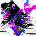Convers All Stars by Marvin Blaine
