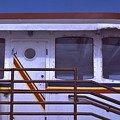 Converted Tugboat Cabin   Canal Park  Duluth Minnesota by Rory Cubel