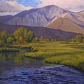 Convict Creek-eastern Sierras by Joe Mancuso