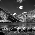 Convict Lake Near Mammoth Lakes California by Scott McGuire