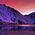 Convict Lake Sunset by Scott McGuire