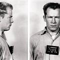 Convict No. 1428 - Whitey Bulger - Alcatraz 1959 by Daniel Hagerman