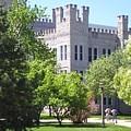 Cook Hall Illinois State Univerisity by David Vietti