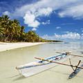 Cook Islands, Aitutaki by Bob Abraham - Printscapes