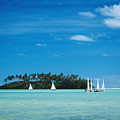 Cook Islands, Rarotonga by Bob Abraham - Printscapes