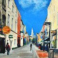 Cook Street   Cork Ireland by Anne Marie ODriscoll