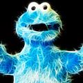 Cookie Monster - Sesame Street - Jim Henson by Lee Dos Santos