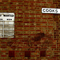 Cooks Wanted by Jez C Self