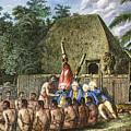 Cook:sandwich Islands 1779 by Granger