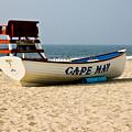 Cool Cape May Beach by Louis Dallara