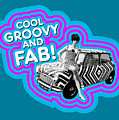 Cool, Groovy And Fab by David Richardson