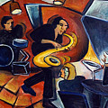 Cool Jazz by Valerie Vescovi