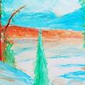 Cool Landscape by Stanley Morganstein