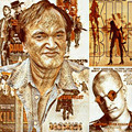 Cool Tarantino Poster by Pd