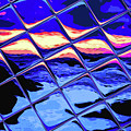 Cool Tile Reflection by Stephen Younts