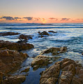 Coolum Dawn by Mike  Dawson