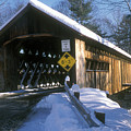 Coombs Winchester Covered Bridge by John Burk