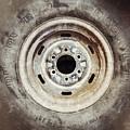 Cooper Discoverer Radial Lt Tire by Roberta Peake