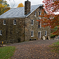Cooper Mill Fall by Robert Pilkington
