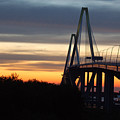 Cooper River Bridge - Charleston Sc by Suzanne Gaff