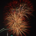 Coors Field Fireworks 4 by Dave Masters