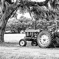 Coosaw - John Deere Parked by Scott Hansen