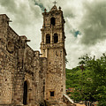 Copala Church by Javier Flores