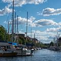 Copenhagen Canal by Nisah Cheatham