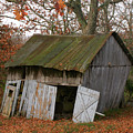 Copening Hill Shed by Grant Groberg