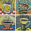 Copious Amounts Of Coffee by Tim Nyberg