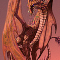 Copper Dragon by Stanley Morrison