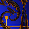 Copper In The Sun by Peter Leech
