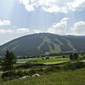 Copper Mountain Ski Area - Copper Mountain Colorado by Matthew Klein