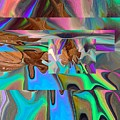 Copper Prism by Florene Welebny