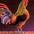 Copper Rooster by Bob Coonts