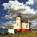 Coquile Light, Oregon by Buddy Mays