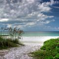 Coquina Beach-bradenton Florida by David B Kawchak Custom Classic Photography