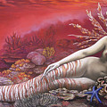 Coral 8thin The Vintage Mermaids Series by Carol Phillips
