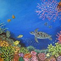 Coral Reef by Amelie Simmons