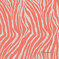 coral Zebra 3 by Marcella Muhammad